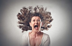Letting your spouse drag you into anger or depression creates an emotional death spiral.